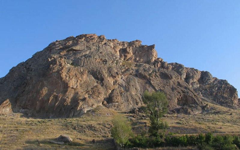 قلعه آدمخوار اردبیل