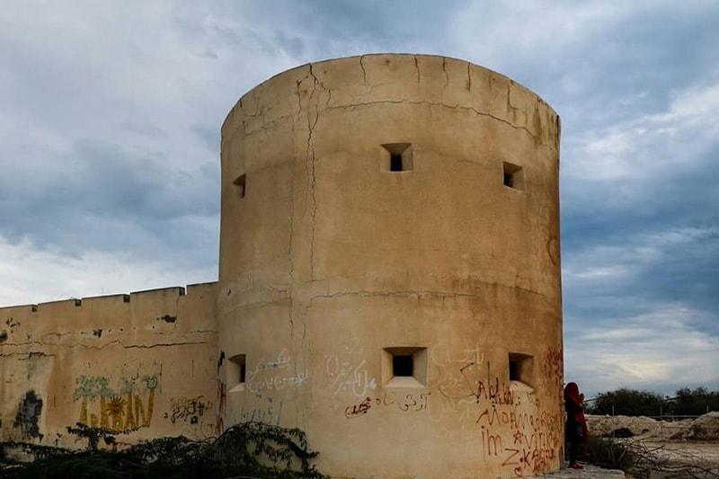 قلعه جنی کیش