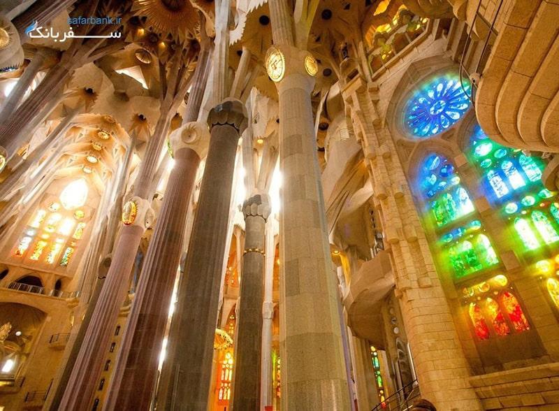 بازدید از جاهای دیدنی اسپانیا و اماکن دیدنی آن