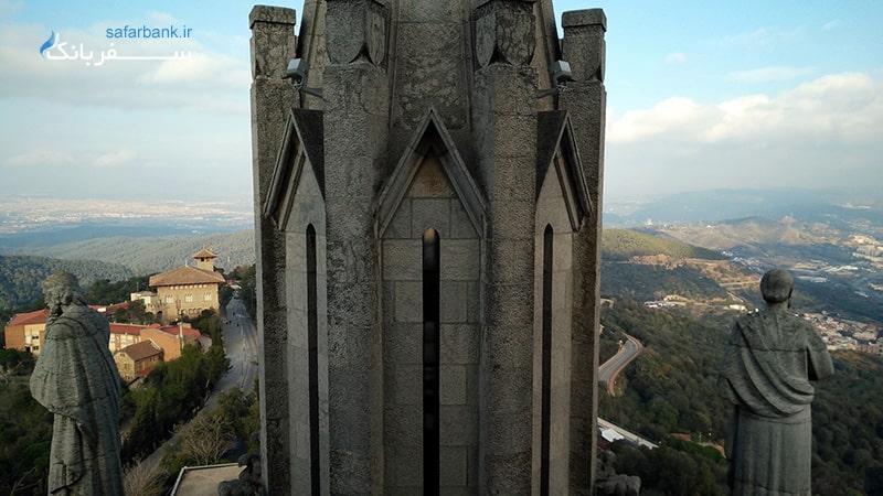 زیبا ترین کلیسا های اسپانیا از دیدنی های تور مادرید