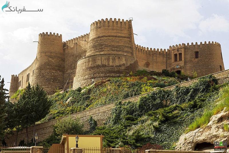 دیدنی های قلعه خرم آباد