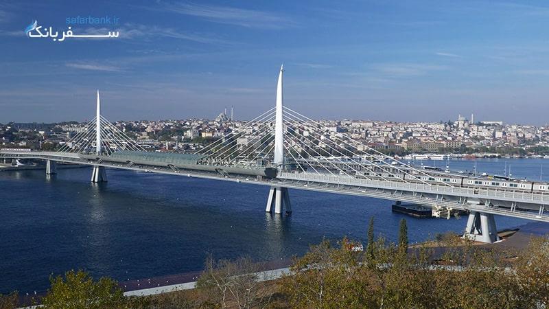 پل استانبول شاخ طلایی