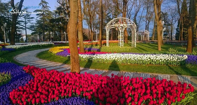آب هوای استانبول در بهار