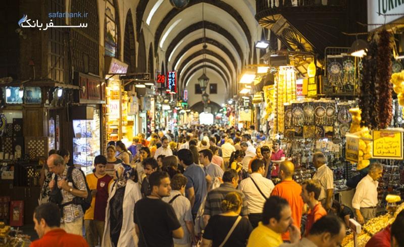 خرید از مراکز خرید ارزان در استانبول