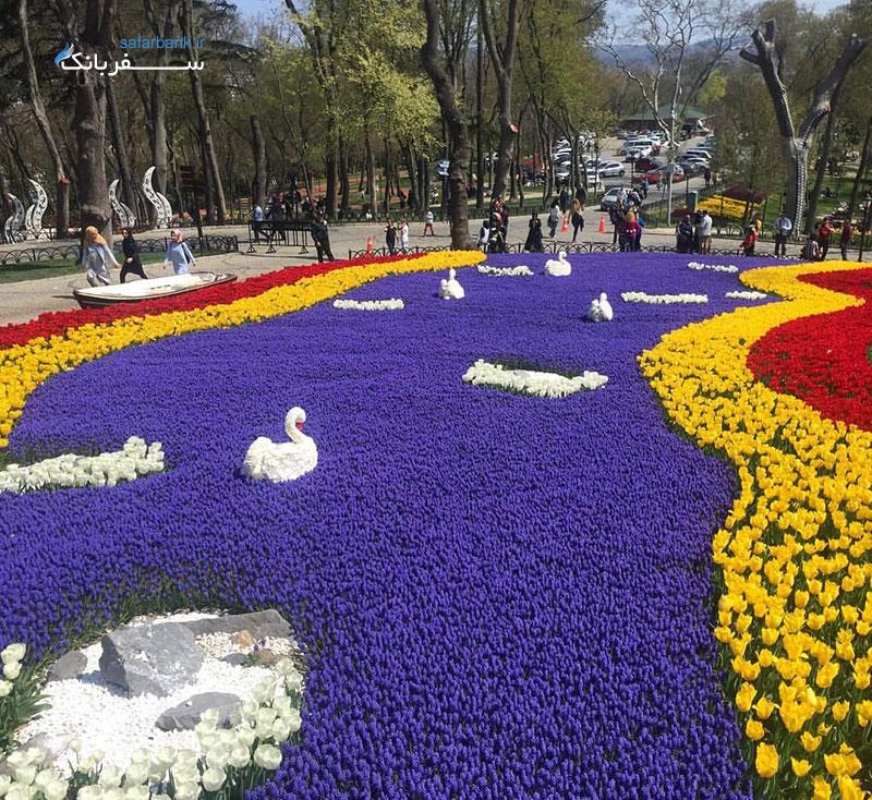 جشنواره لاله های استانبول