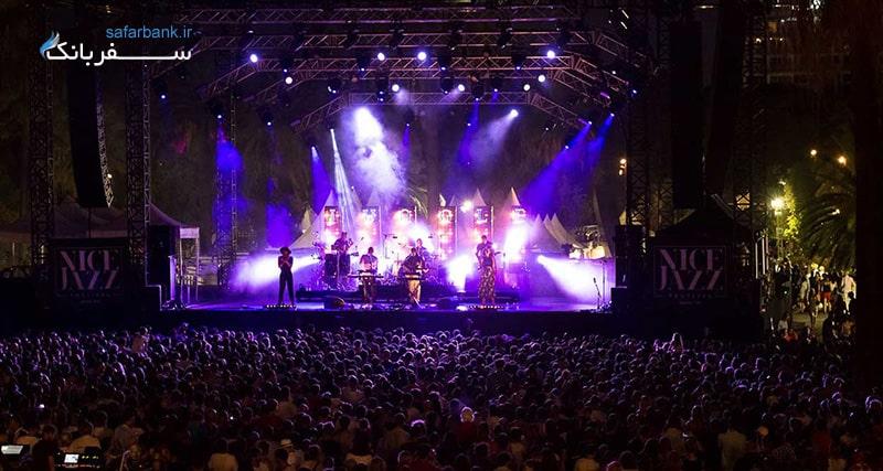 جشنواره جاز در استانبول از دیدنی های استانبول