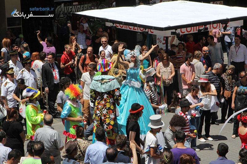 فستیوال های استانبول
