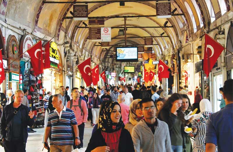مرکز خرید آکاسیا در استانبول و بازدید از جا های دیدنی ترکیه