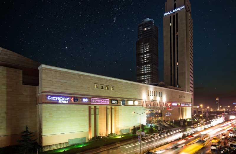 مرکز خرید کانیون ترکیه استانبول