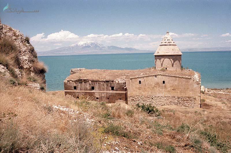 جاهای دیدنی وان ترکیه، کلیسای کتوتس