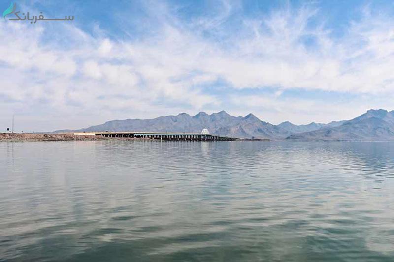 معرو ترین دریاچه های ایران