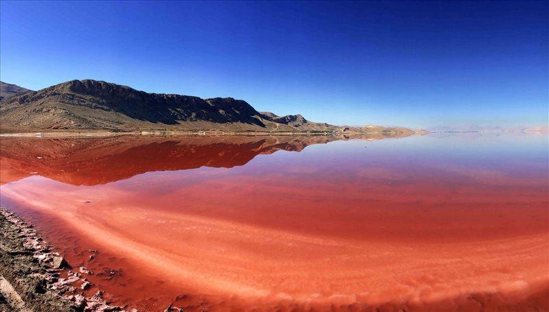 معرو ترین دریاچه ای ایران