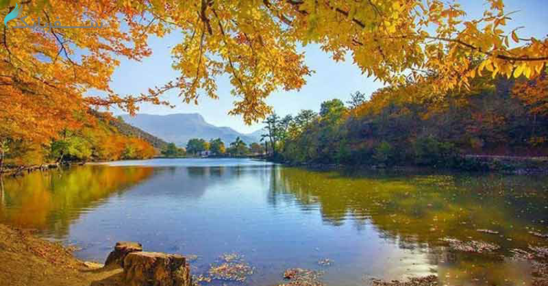 معروف ترین دریاچه های ایران