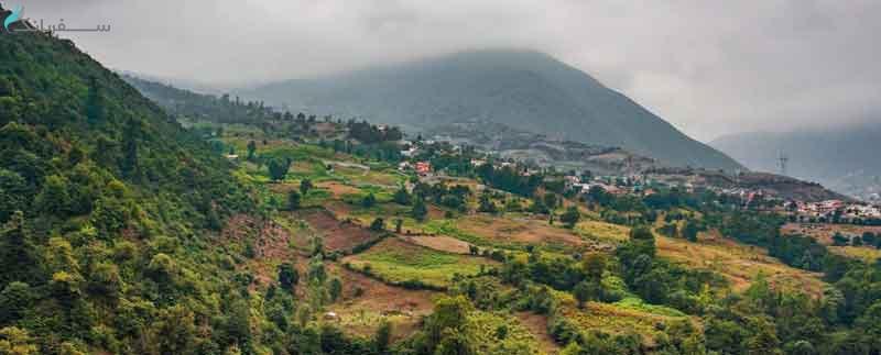 روستای لاویج