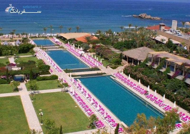 اد سندز از سواحل زیبای لبنان