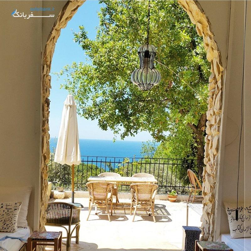 بازدید از سواحل دوست داشتنی لبنان