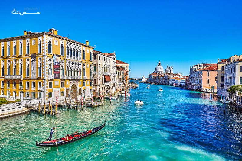کورهای توریستی پر بازدید در سال 2019، ایتالیا