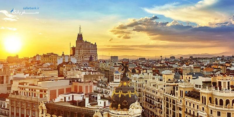 اسپانیا، از پر بازدیدترین کشورهای سال 2019