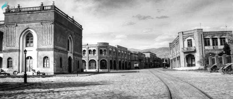 شهر قدیمی تهران در شهرک غزالی