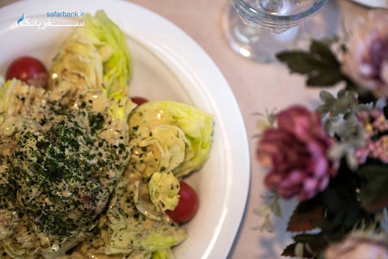رستورانهای ایرانی در تفلیس