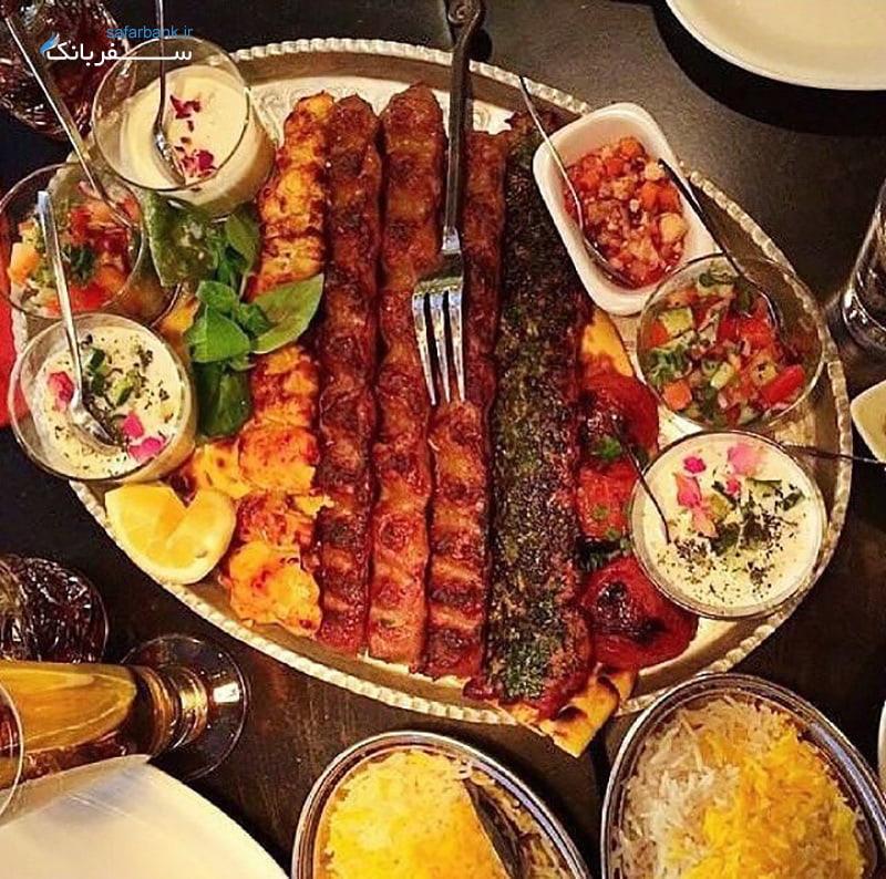 رستوران کباب هاوس در تفلیس