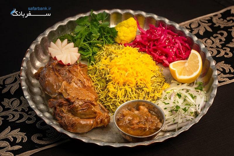 رستوران ایرانی در تفلیس
