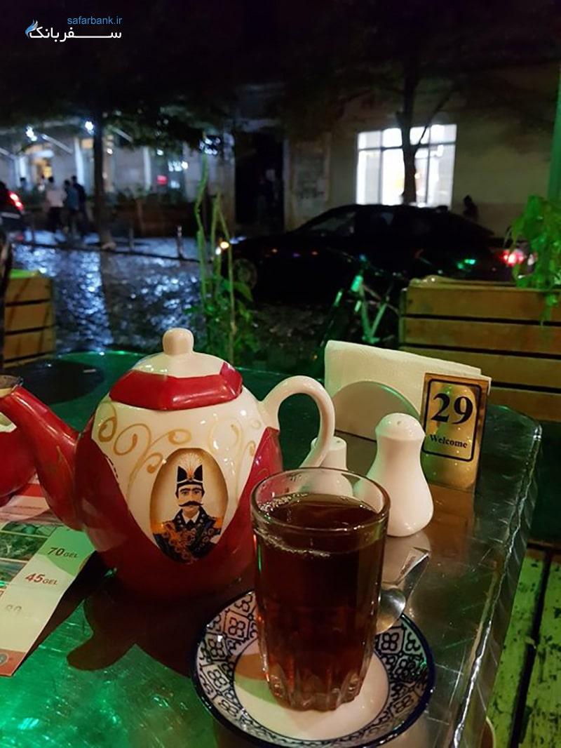 رستوران هزار و یک شب در تفلیس