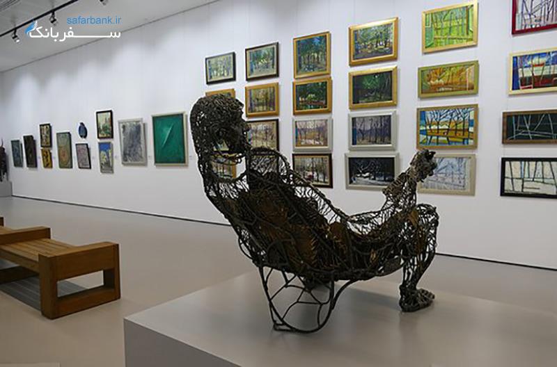جاهای دیدنی تفلیس، موزه هنرهای زیبا