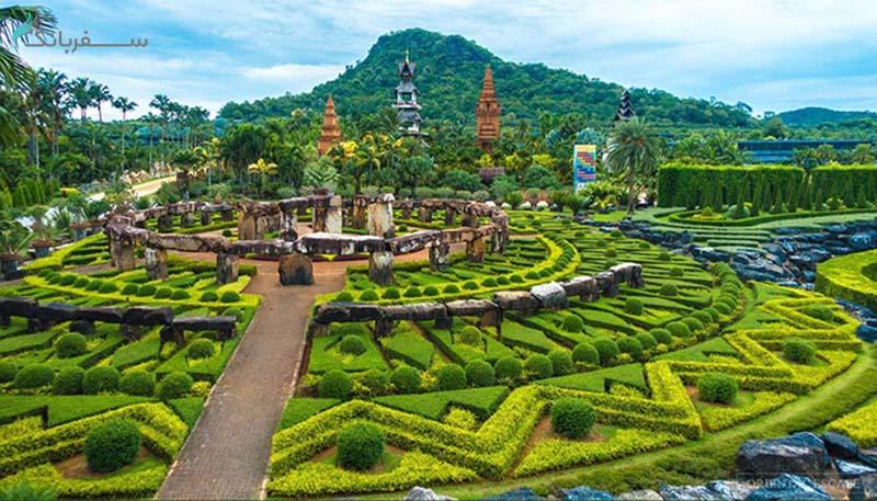 باغ گیاه شناسی گرمسیری نانگ نوچ