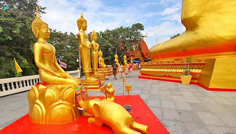 وات فرا کائو یایی در پاتایا
