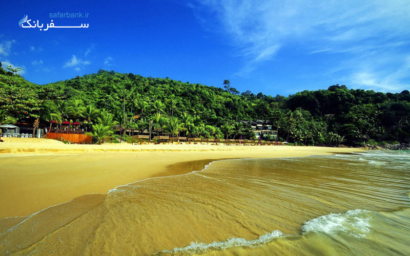 عکس سواحل تایلند، کارون بیچ