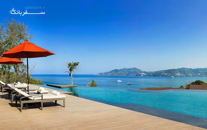 جامتین بیچ معروفترین ساحل پاتایا در تایلند