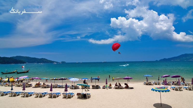 سواحل تایلند، کائو لیک بیچ