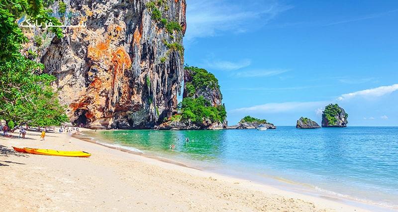 سواحل تایلند، کو لارن بیچ در پاتایا