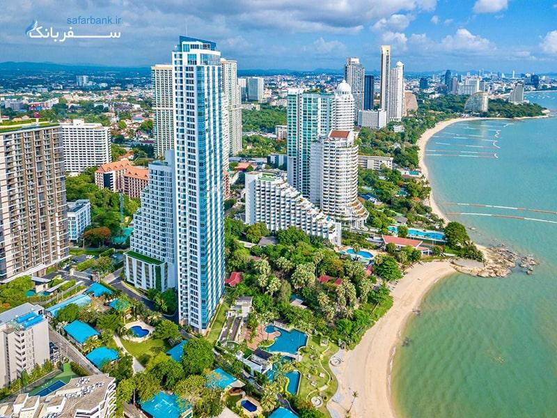 سواحل تایلند، نای ثون بیچ در پوکت