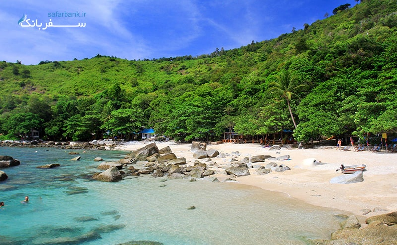 ساحل کاتا یا کاتا بیچ در پوکت