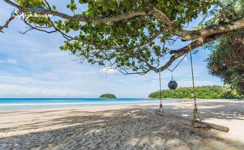 سواحل جزیره کولیپ از سواحل زیبای تایلند