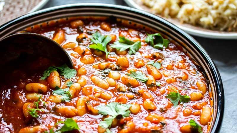 کمپیر از غذا های ترکیه