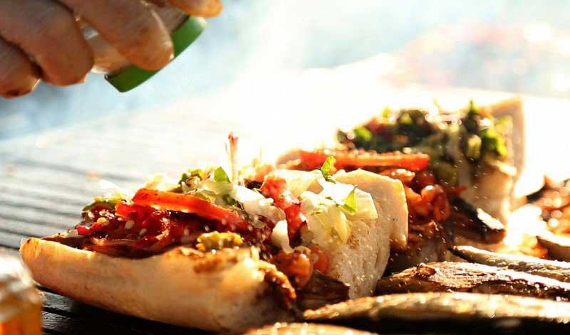 غذا های خوشمزه ترکیه در تور ترکیه