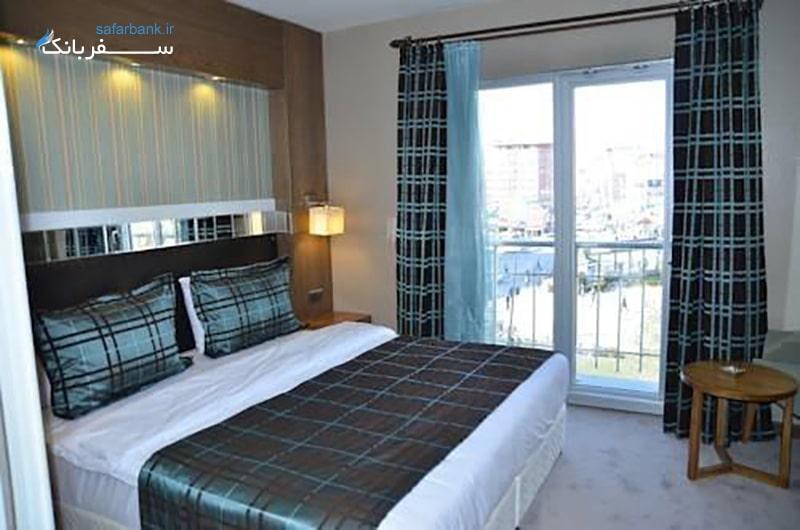 گراند هتل در شهر وان ترکیه
