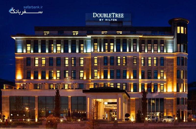 هتل هیلتون از هتل های درجه یک شهر وان ترکیه