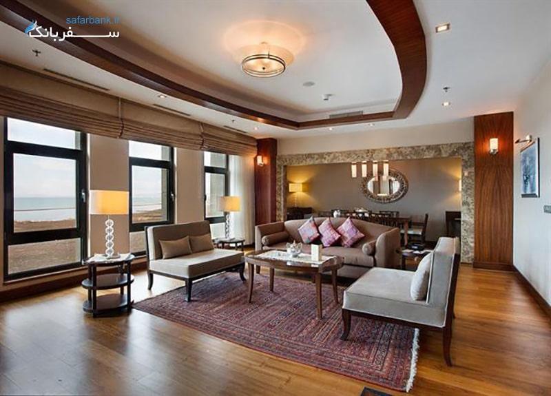 هتل هیلتون از بهترین هتل های شهر وان ترکیه