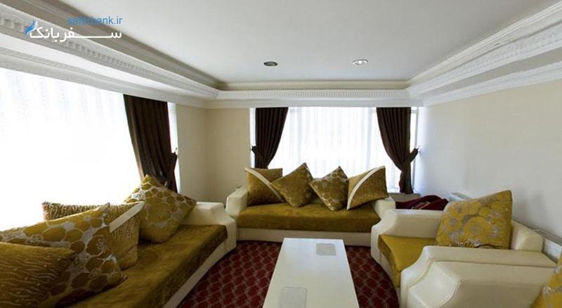 هتل مادی وان از هتل های شهر وان ترکیه
