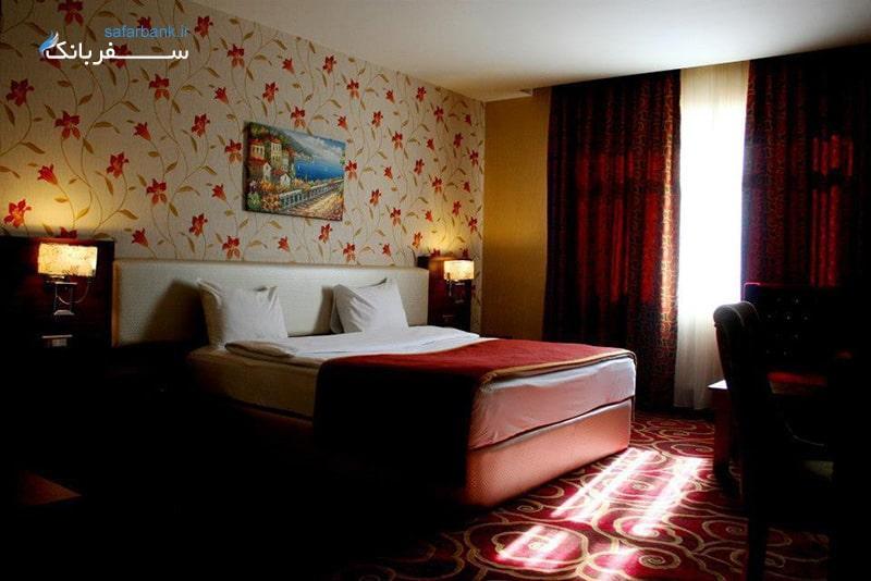 هتل های شهر وان ترکیه، هتل رویال برک
