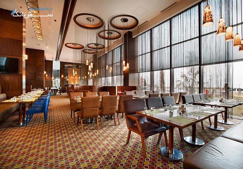 هتل هیلتون دابل تری هتل درجه یک شهر وان ترکیه