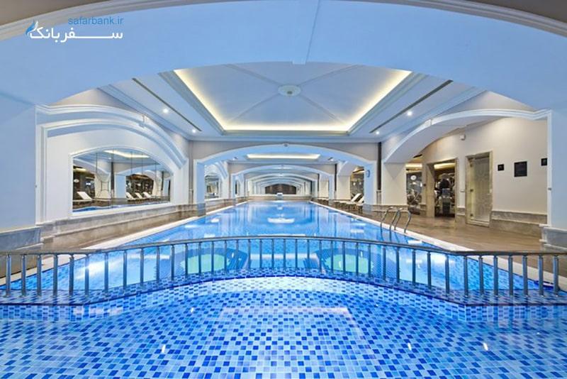 الیت ورلد هتل شهر وان ترکیه