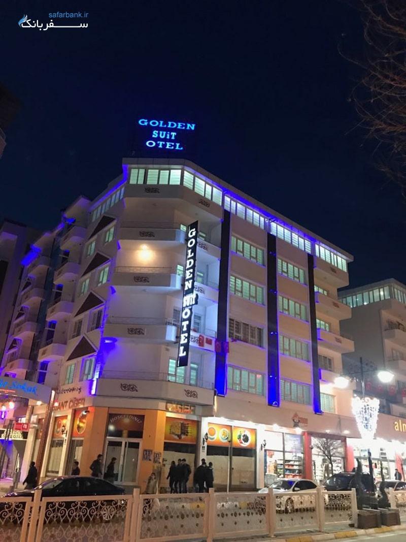 گلدن اتل سوئیت هتلی در شهر وان