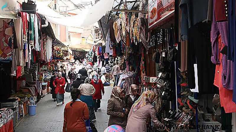 بازار روس شهر وان ترکیه برای خرید ارزان قیمت از وان