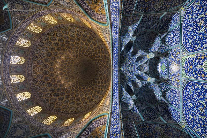 مسابقه عکاسی ویکی پدیا عکس مسجد شیخ لطف الله اصفهان