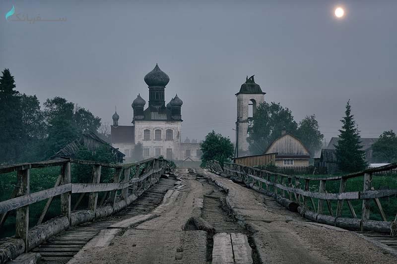 کارخانه تاریخی در لهستان